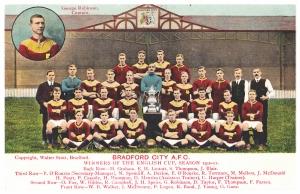 Bradford City 1910-11