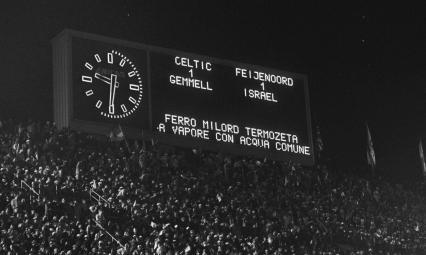 Feyenoord v Celtic, 1970 :3