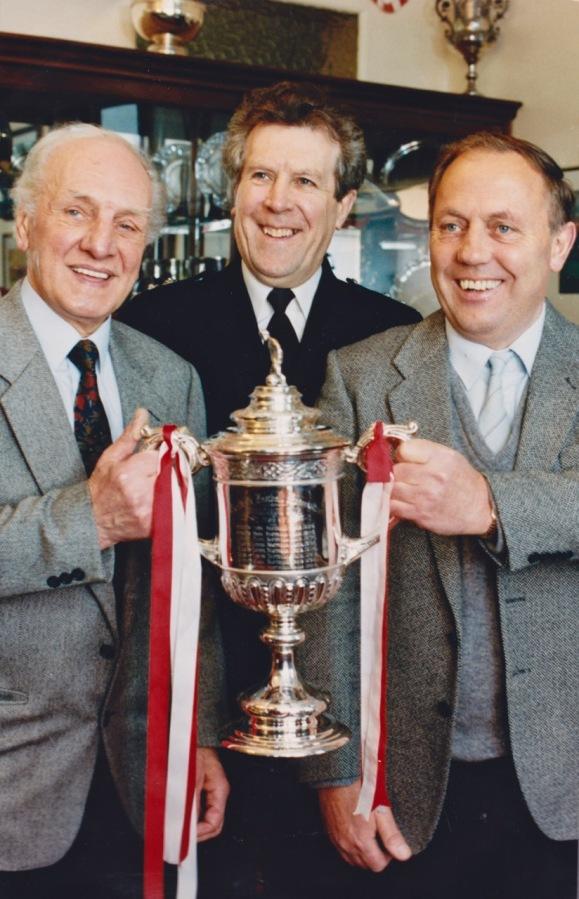 John Donnachie, Jim Reid & Bob McBeath, 1991