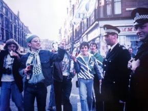Saint Etienne in Glasgow, 1976