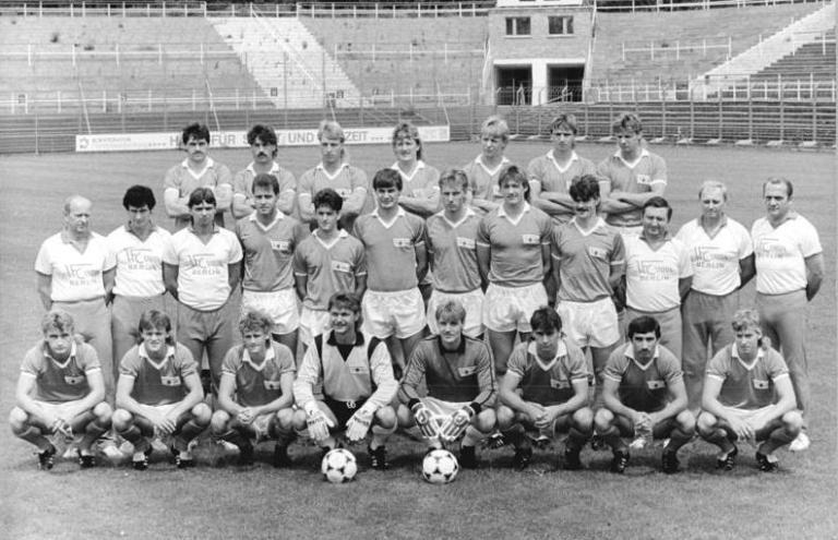 Union Berlin 1988