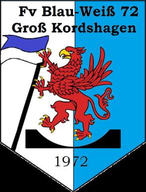 Blau-Weiss 72 Gross Kordshagen