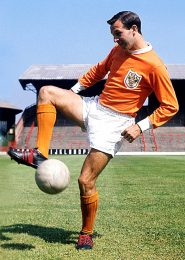 Jimmy Armfield, Blackpool 1960