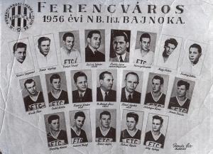 ferencvaros-1956