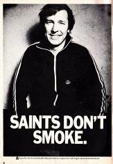 Alex Ferguson Anti-Smoking