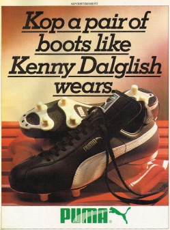 Kenny Dalglish Boots