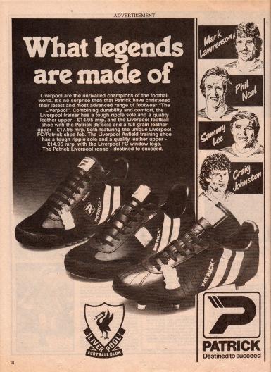 Patrick Legend Boots