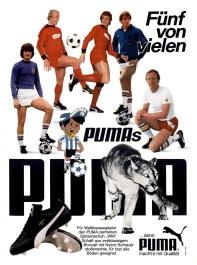 Puma in Germany