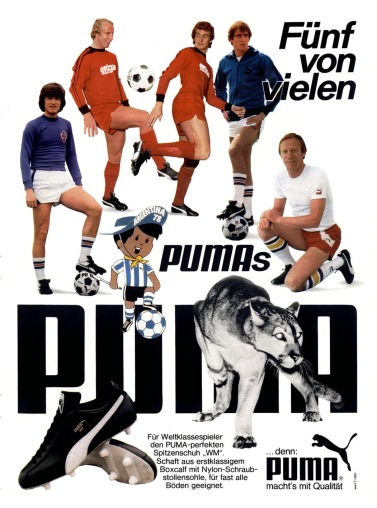 Puma in Germany
