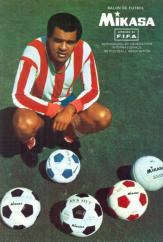 Luis Pereira, Mikasa footballs