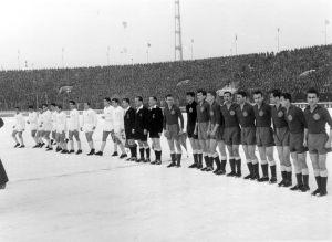 Partizan v Real Madrid, 1956