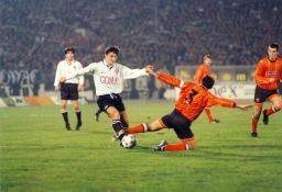 Partizan 3 Dundee United 0, 1994