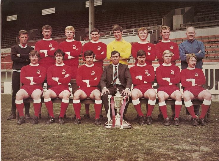 Aberdeen, 1970 Scottish Cup winners