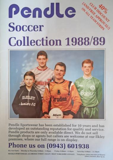 Brochure 1988