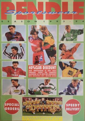 Brochure - 1993