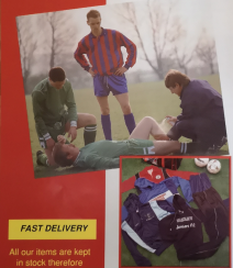 First Aid - 1990