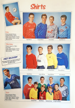 Shirts - 1989