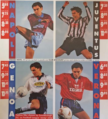 Shirts - 1993