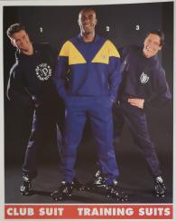 training wear 1996